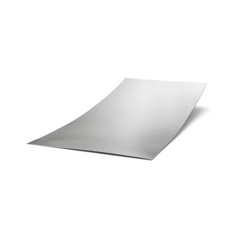 Плоский лист 1250x2500 МП оцинкованный