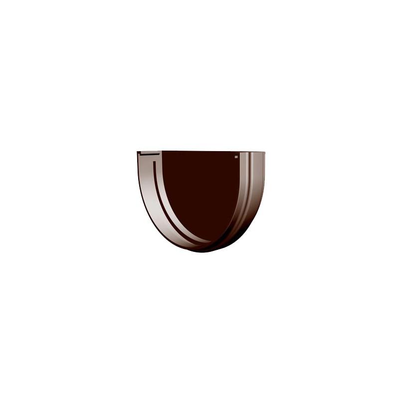 Заглушка желоба Docke (120x85)
