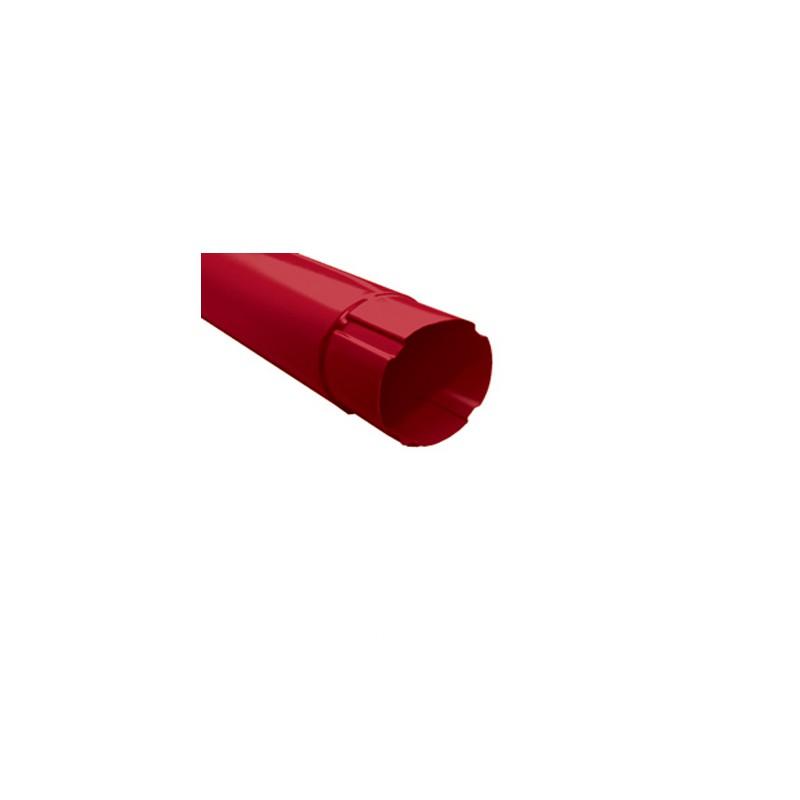 Труба 3м GL (125x90)