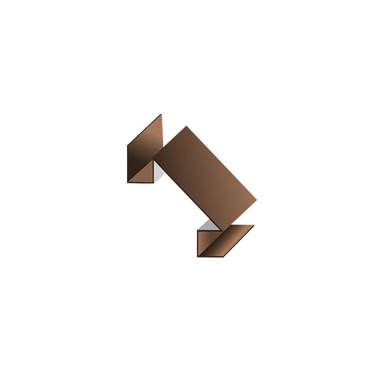 Планка угла внутреннего сложного МП РЕ