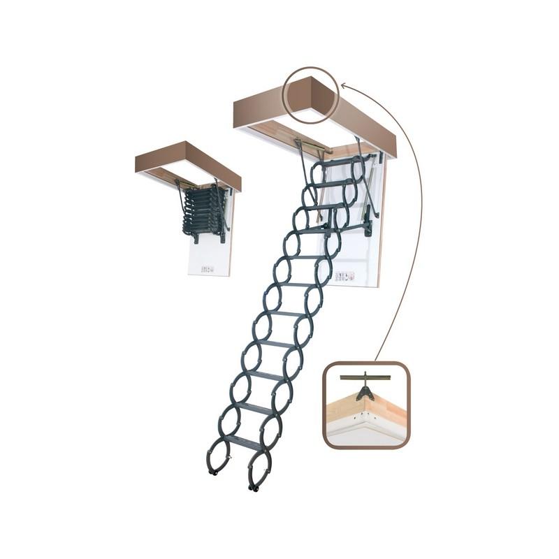 Термоизоляционная чердачная лестница Fakro LST