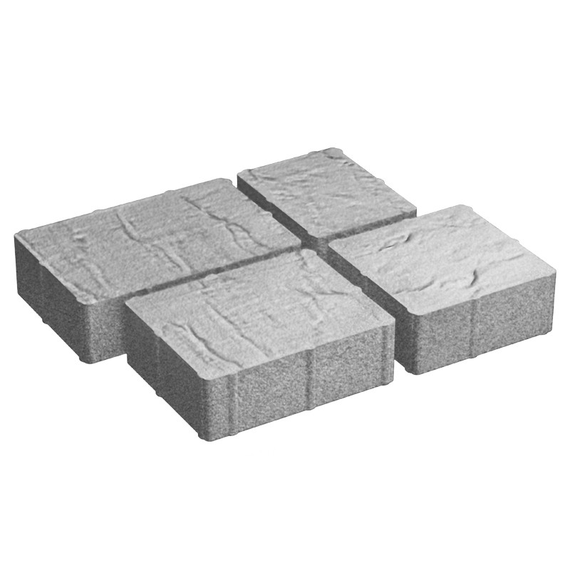 Тротуарная плитка 60 мм «Сицилия» 223х148, 185,5х148, 148х148, 110,5х148