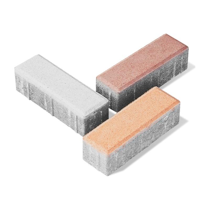 Тротуарная плитка 80 мм «Паркет» 450х150х80