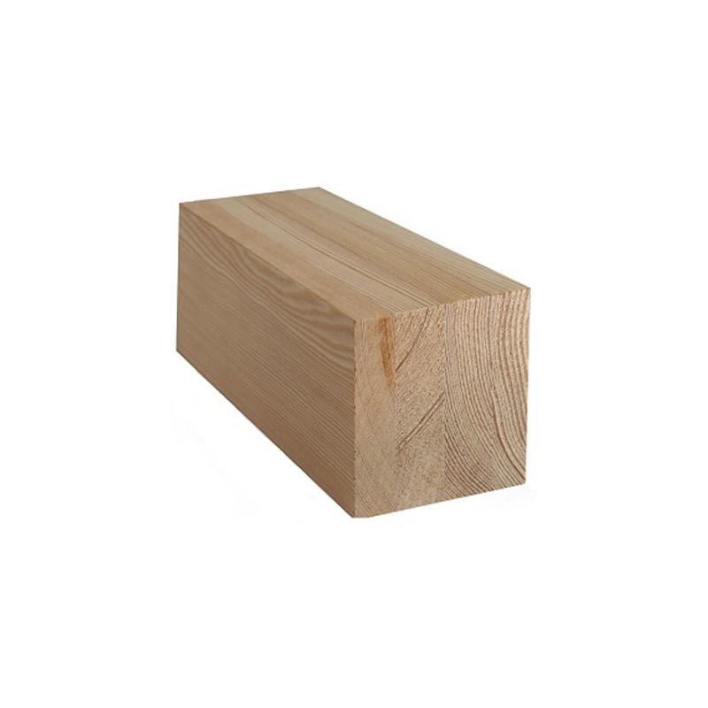 Брусок сухой строганный из цельной древесины Metrotile