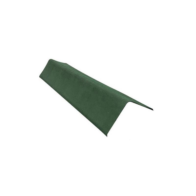 Щипцовый элемент Черепица (зеленый)