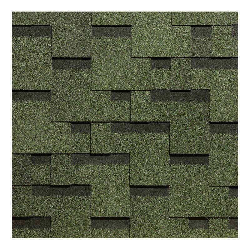 Гибкая черепица Docke Pie - Плитка Matrix (3 кв.м.)