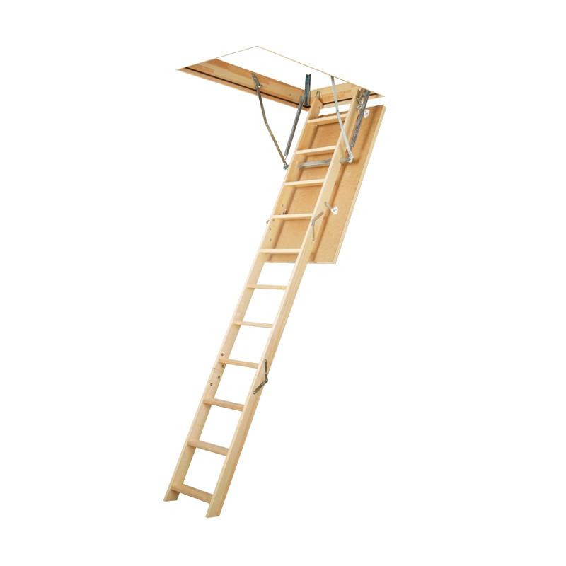 Раскладные чердачные лестницы LWS Plus mini
