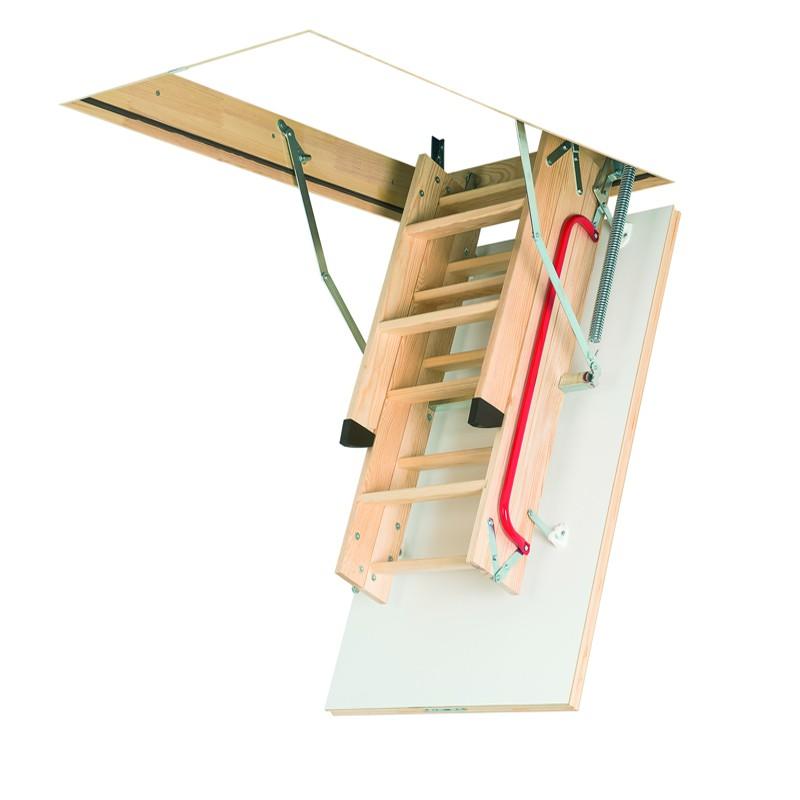 Чердачная лестница Fakro Komfort LWK