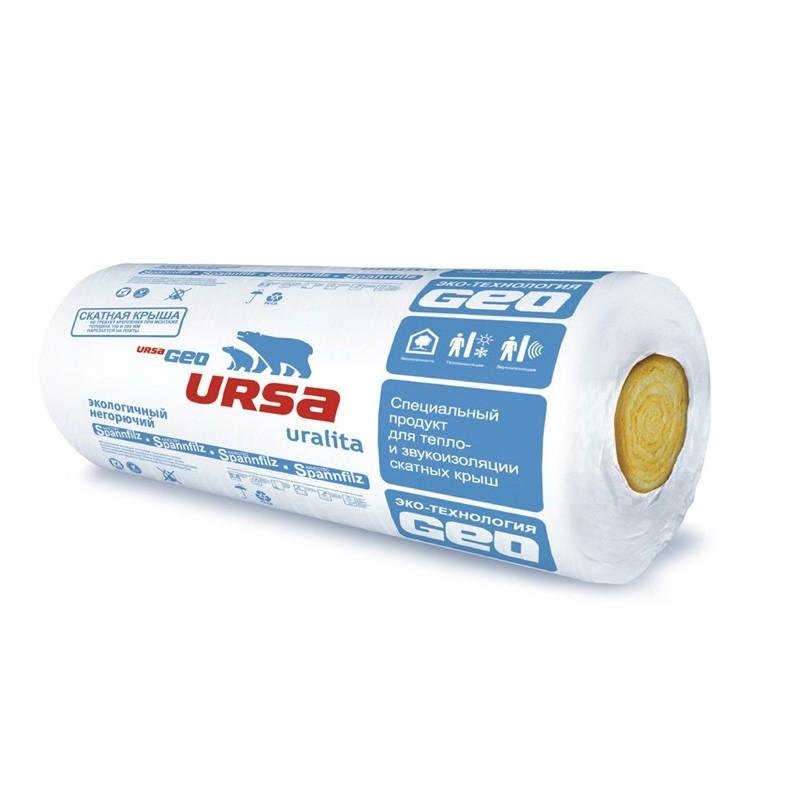 Утеплитель URSA Скатная крыша 150x1200x3900