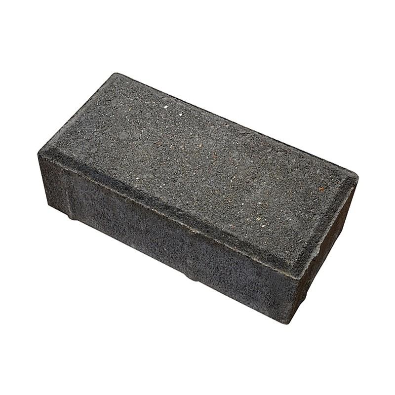 Тротуарная плитка 40 мм «Брусчатка» 200х100х40