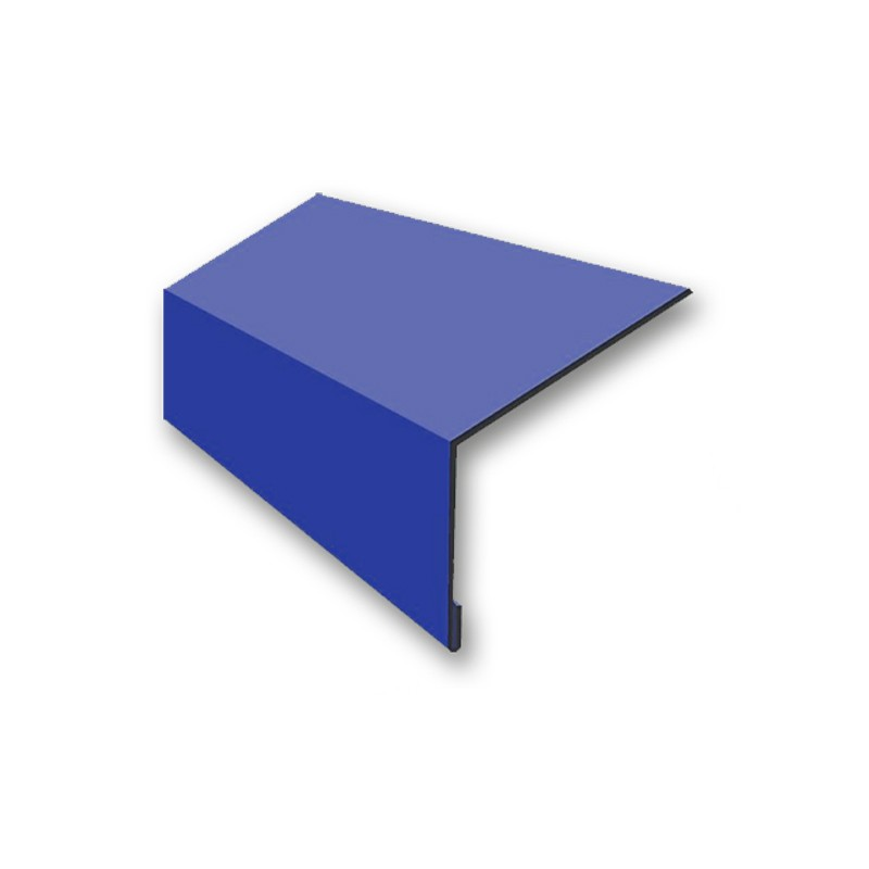 Карнизная планка МоП с покрытием