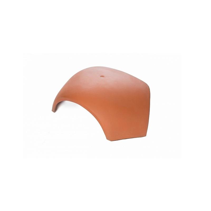 Вальмовая черепица (колоколообразная) BRAAS Франкфуртская