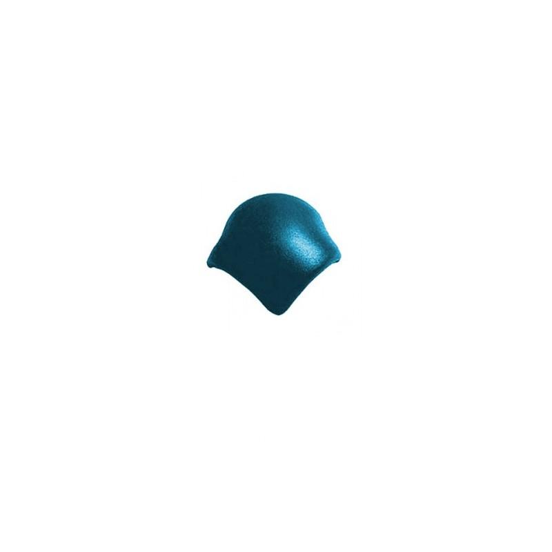 Вальмовая черепица (колоколообразная) BRAAS Янтарь