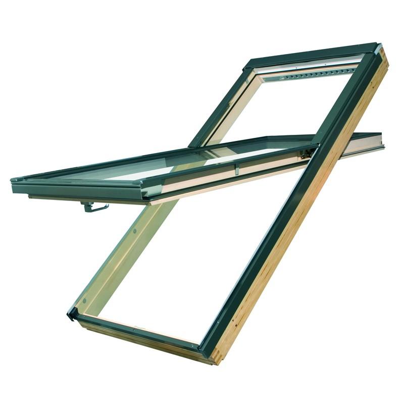 Мансардное окно Fakro FYP-V U3