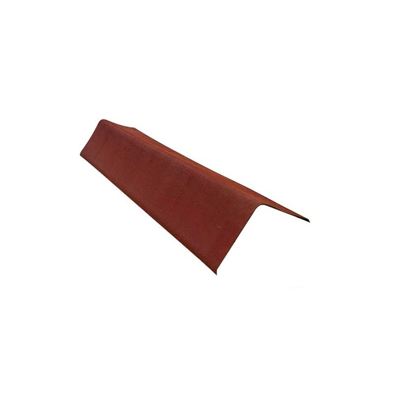 Щипцовый элемент Черепица (красный, коричневый)