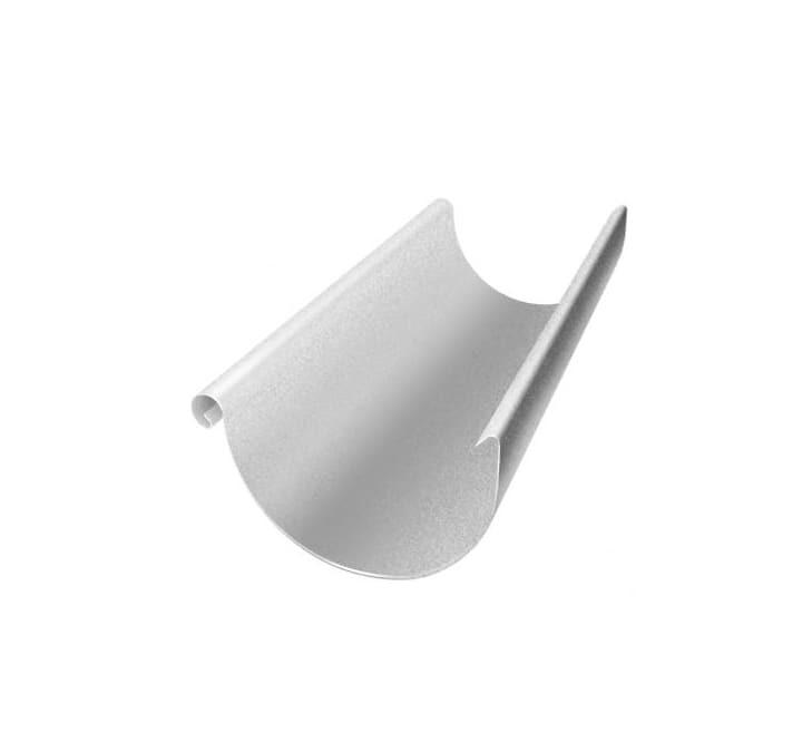 Полукруглый желоб 3м Алюцинк GL (125x90)