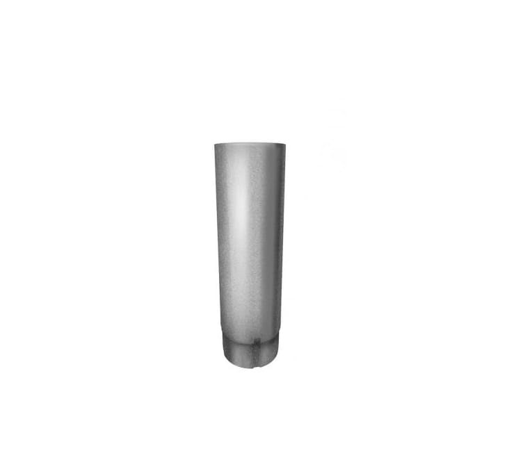 Труба 3м Алюцинк GL (125x90)