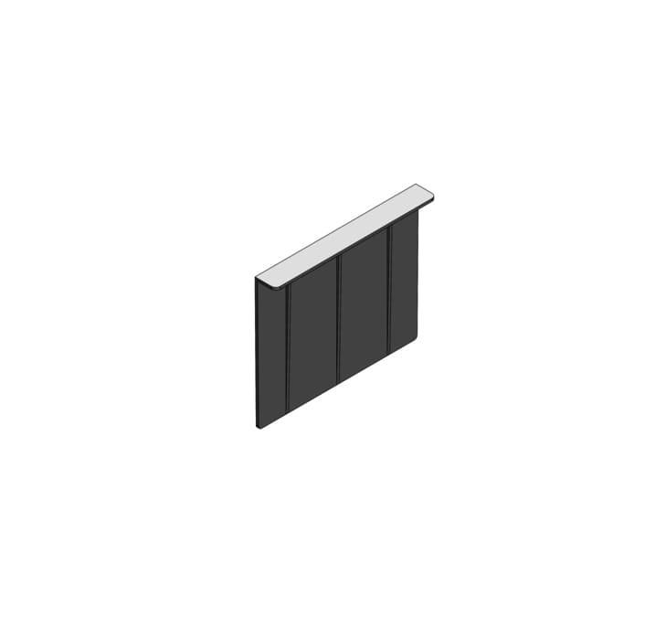 Перегородка-сифон для дождеприёмника Gidrolica Point ДП-20.20